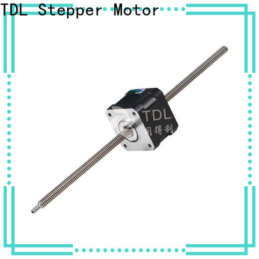TDL stable linear actuator motor directly sale for robots