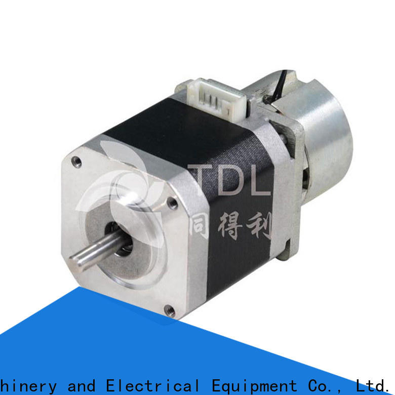 TDL big stepper motor manufacturer for three dimensional printer
