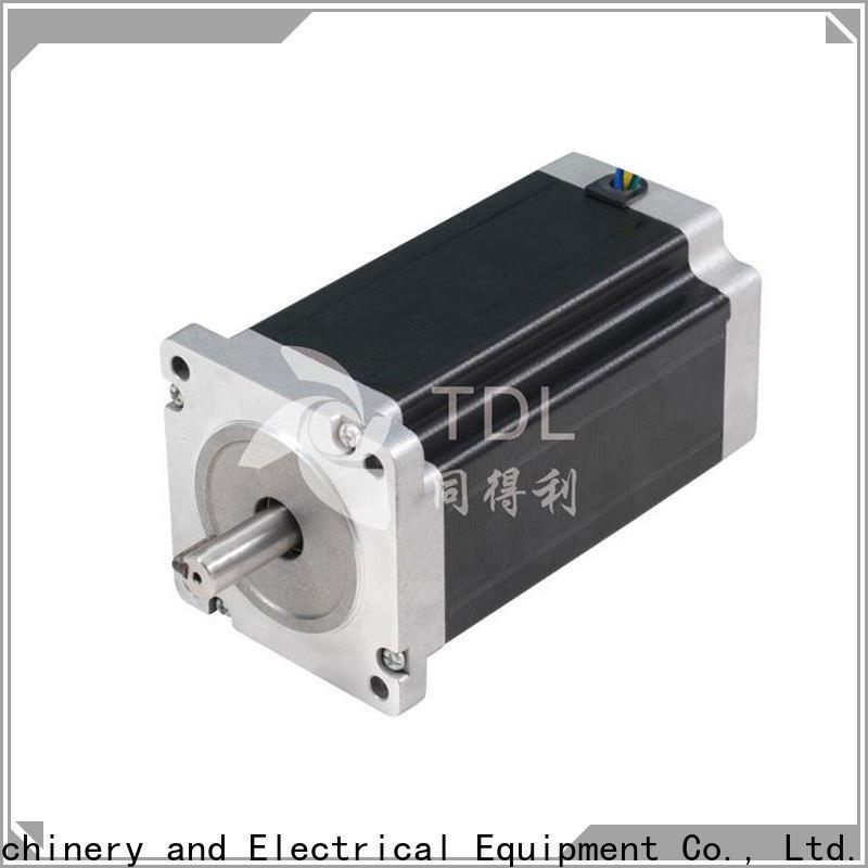 TDL cost-effective 3 phase stepper motor manufacturer for stage lighting