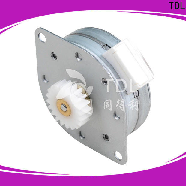 TDL efficient permanent stepper motor manufacturer for business
