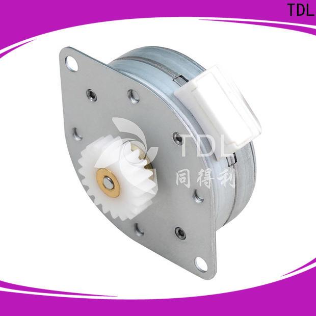 TDL efficient permanent stepper motor manufacturer for business