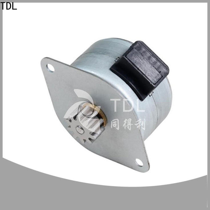TDL quality high power electric motor best manufacturer for security equipment