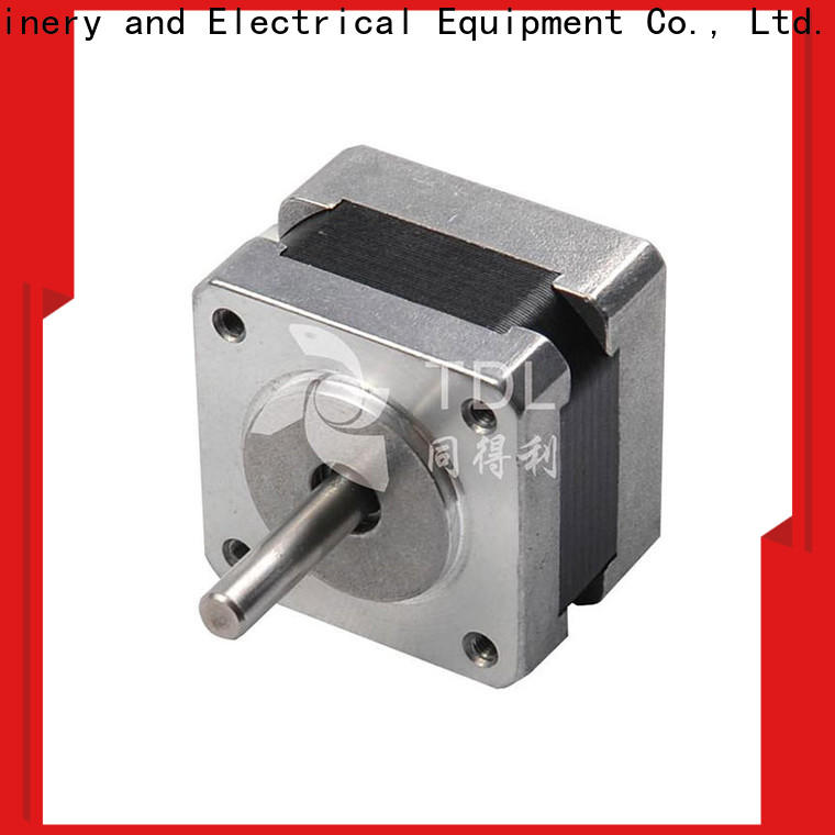 TDL low cost stepper motor best supplier for security equipment