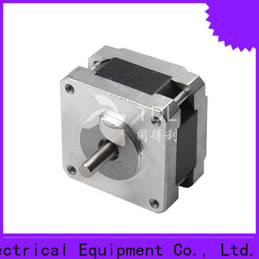 TDL durable 3 phase stepper motor company for three dimensional printer