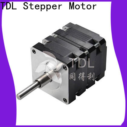 TDL durable rotary stepper motor factory direct supply for security equipment