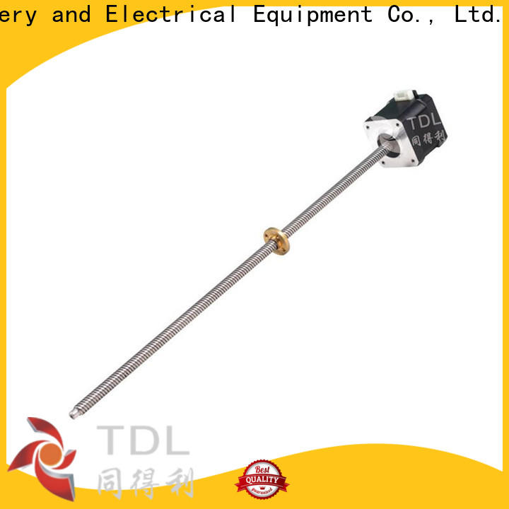 TDL linear actuator motor factory for medical equipment