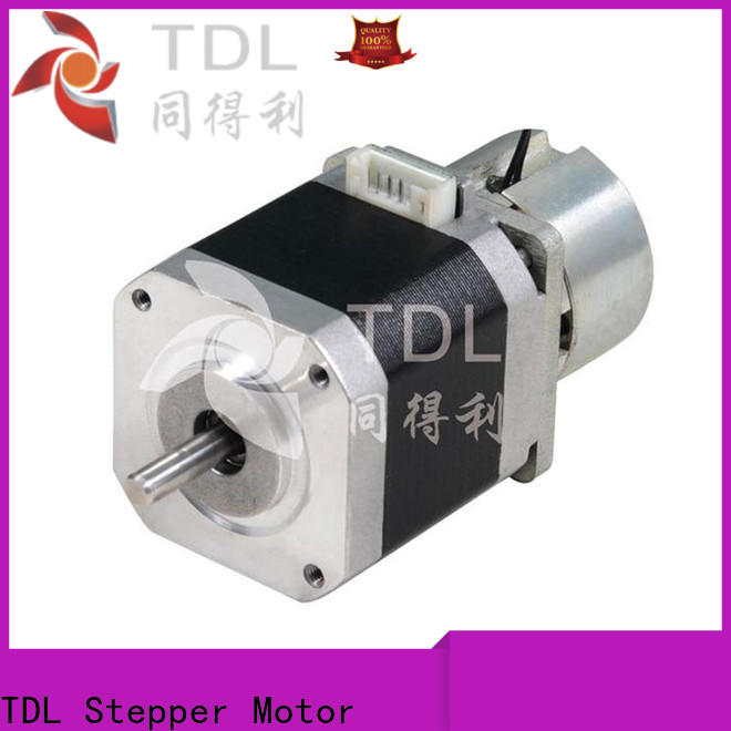 TDL hot selling full step motor from China for three dimensional printer