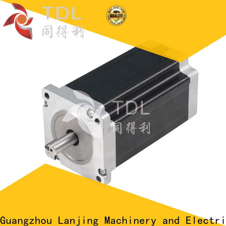 TDL direct fast stepper motor supplier for robots
