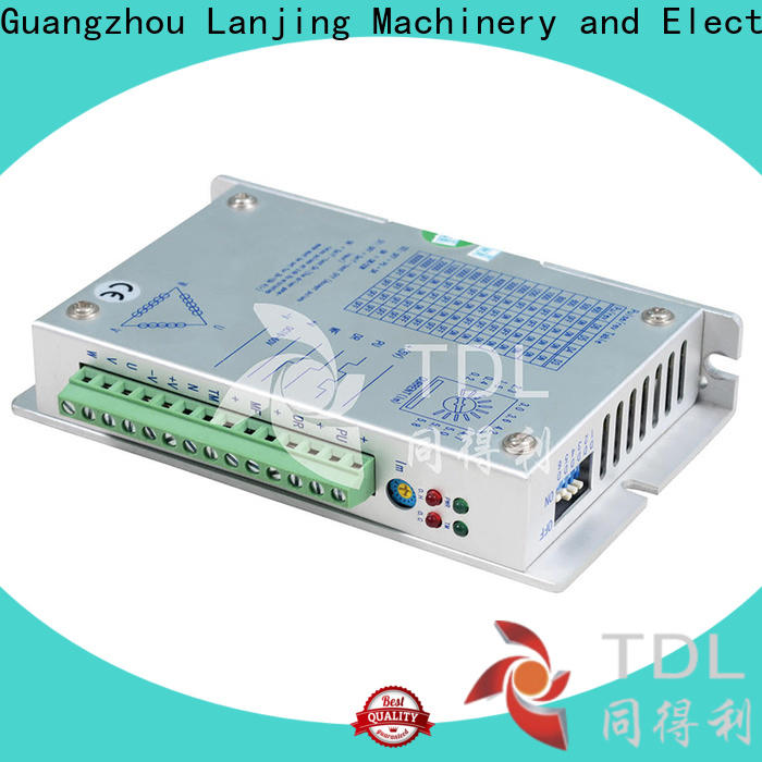TDL two phases hybrid stepper motor driver factory direct supply for sale