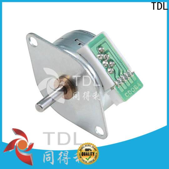 TDL 2 phase stepper motor directly sale for medical equipment