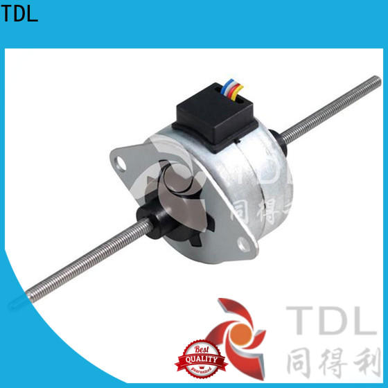 TDL linear motion motor from China for robots