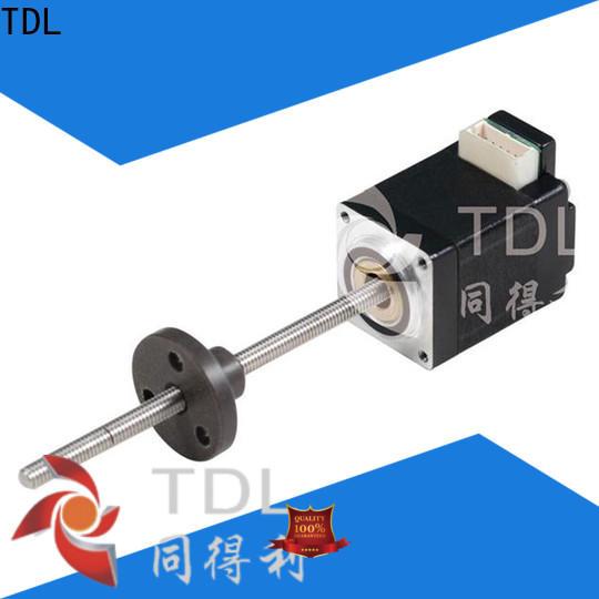 deceleration motor for linear actuator manufacturer for stage lighting