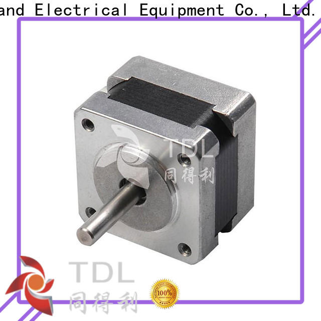 TDL reliable electric stepper motor from China for business