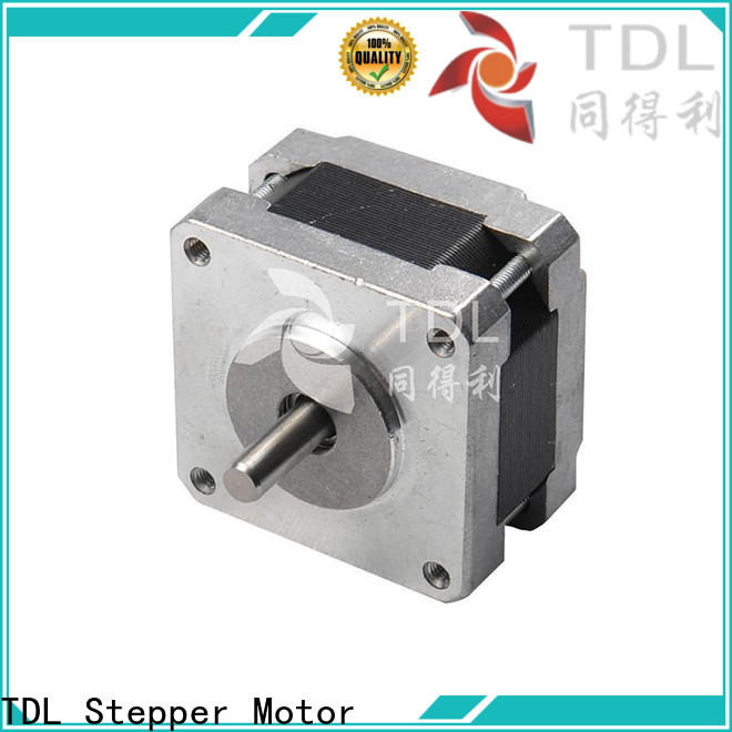 TDL servo motor and stepper motor supply for security equipment