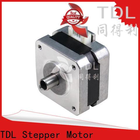 TDL practical low cost stepper motor best manufacturer for robots