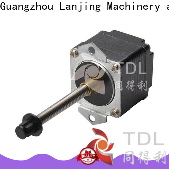 energy-saving non captive linear stepper motor factory direct supply for financial equipment