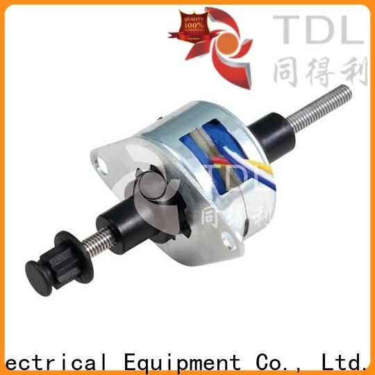 TDL durable linear electric motor from China for security equipment