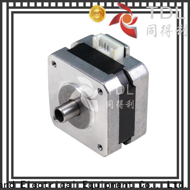 TDL servo motor and stepper motor suppliers for three dimensional printer