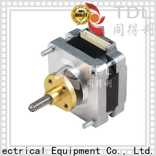 sturdy miniature linear stepper motor factory for three dimensional printer