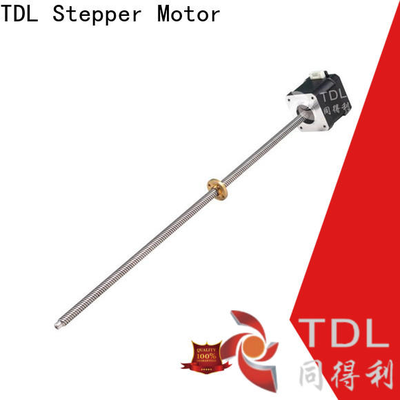 TDL energy-saving low cost linear stepper motor from China for medical equipment