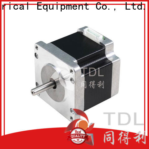 TDL 2 phase hybrid stepper motor with good price for stage lighting