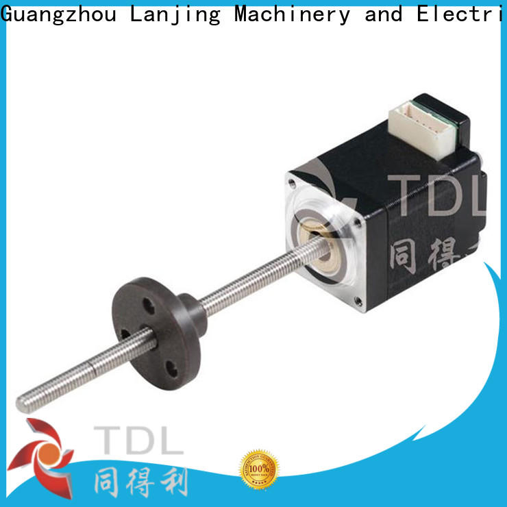 durable micro linear stepper motor company for robots