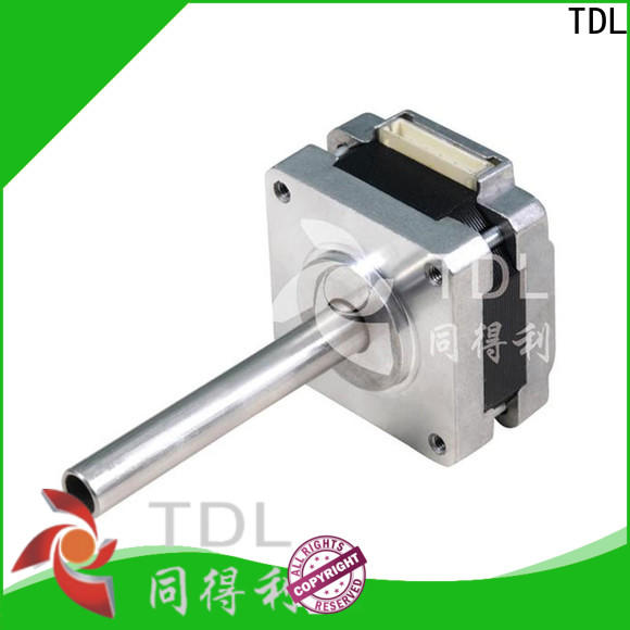 hot selling step by step motor with good price for security equipment