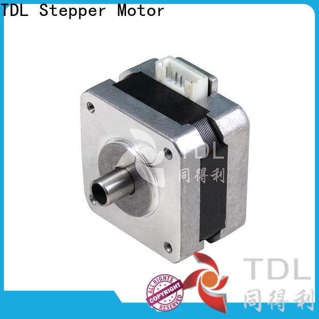 TDL durable large stepper motor factory direct supply for stage lighting