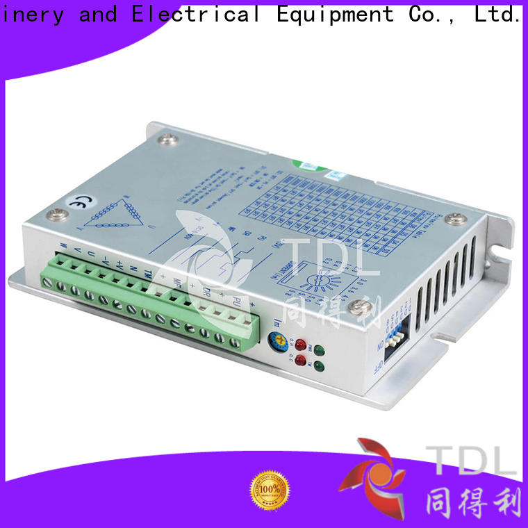 TDL three phases motor driver for stepper motor from China for business