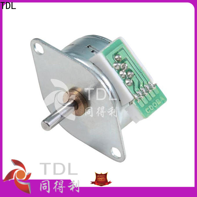 TDL practical high power electric motor wholesale for security equipment