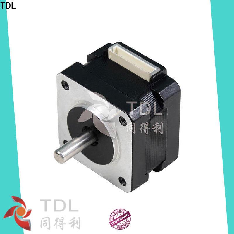 TDL stable servo motor and stepper motor manufacturer for stage lighting