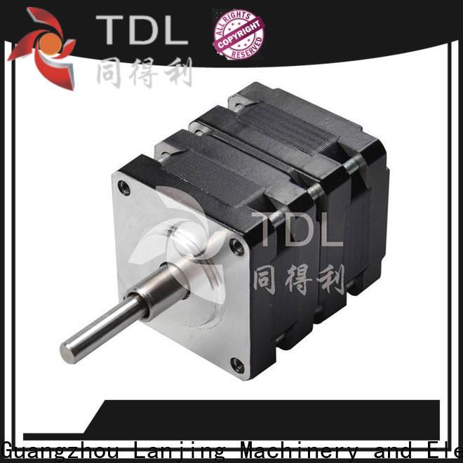TDL direct precision stepper motor series for medical equipment