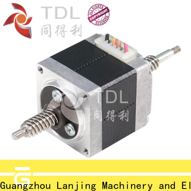 hb lineer step motor factory for medical equipment
