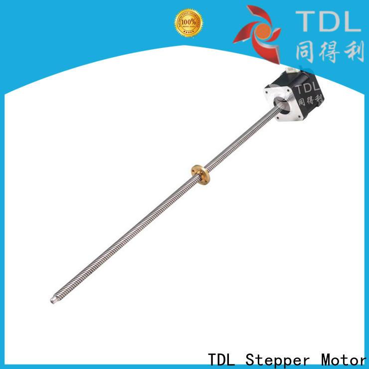TDL hb hybrid linear stepper motor suppliers for three dimensional printer