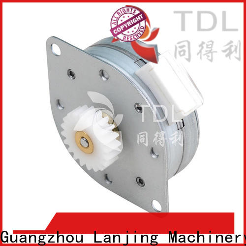 TDL high accuracy 2 phase stepper motor suppliers for stage lighting