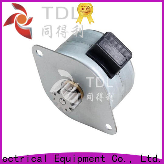 TDL high accuracy 2 phase stepper motor factory for three dimensional printer