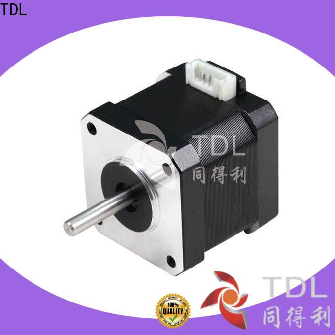 TDL reliable stepper motor buy with good price for stage lighting