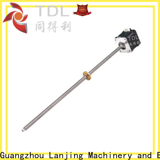 TDL hot selling motor for linear actuator factory for medical equipment