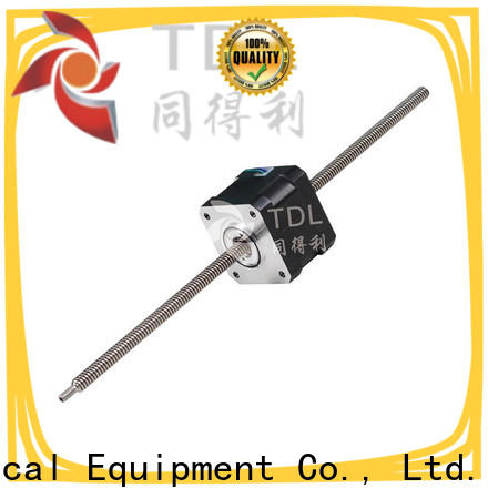 TDL hybrid actuator with good price for financial equipment