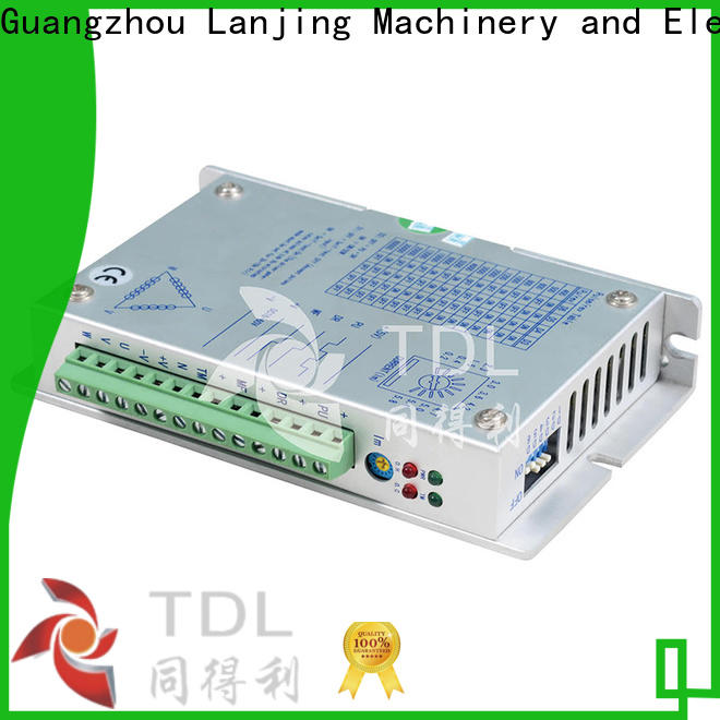 TDL durable dc stepper motor supply for three dimensional printer