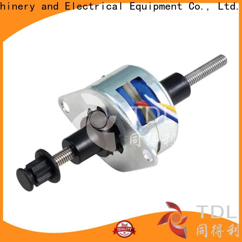 TDL permanent magnetic linear motor inquire now for business
