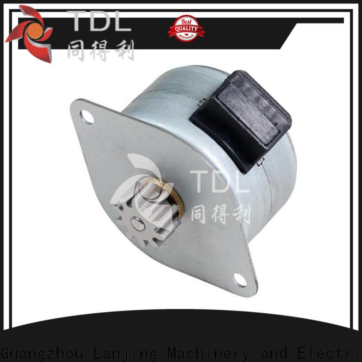 TDL quality 2 phase stepper motor with good price for medical equipment