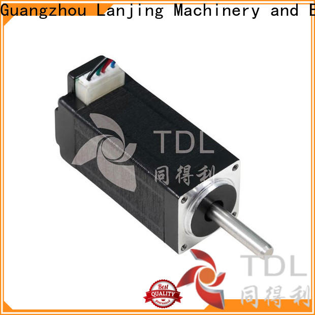 TDL reliable 2 step motor suppliers for robots