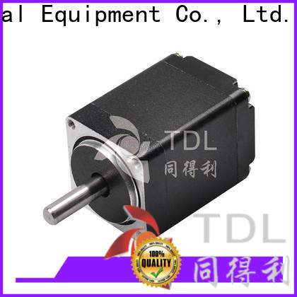 TDL reliable low cost stepper motor with good price for medical equipment