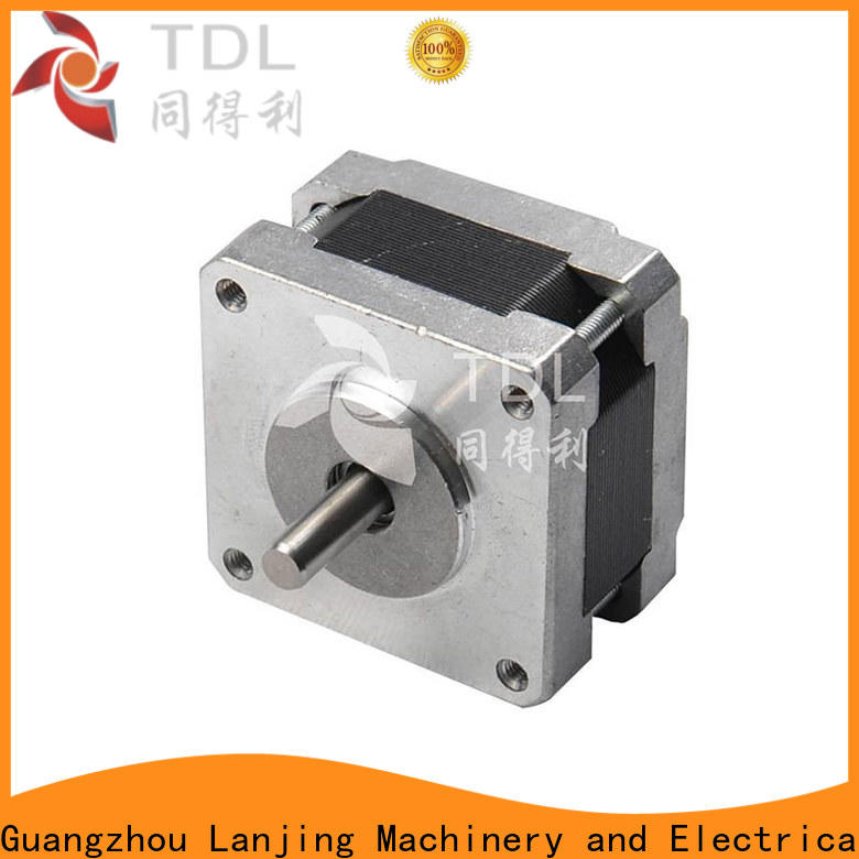direct servo motor and stepper motor best supplier for stage lighting