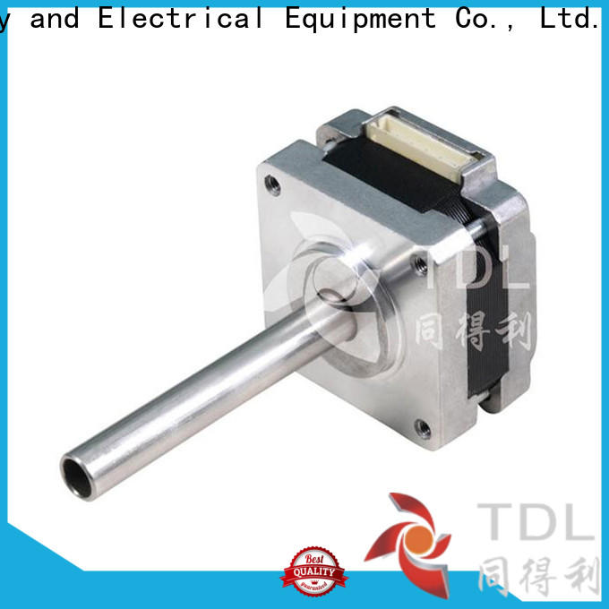 TDL stable stepper motor efficiency suppliers for robots