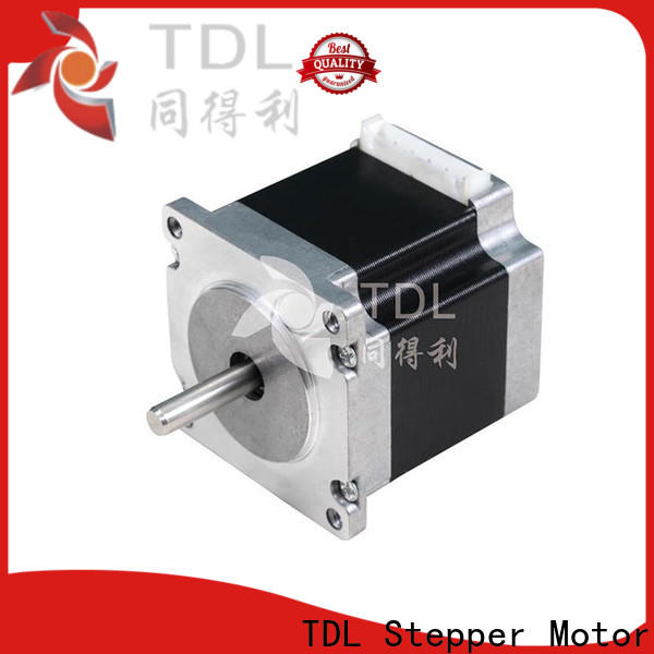 TDL energy-saving stepper motor efficiency from China for three dimensional printer
