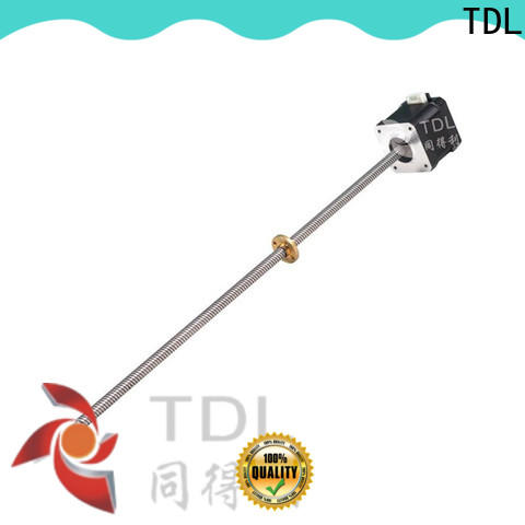 TDL stepper motor linear motion from China for medical equipment