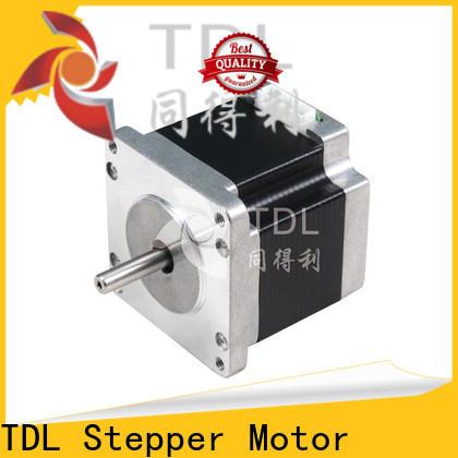TDL hot selling stepper motor model best manufacturer for security equipment