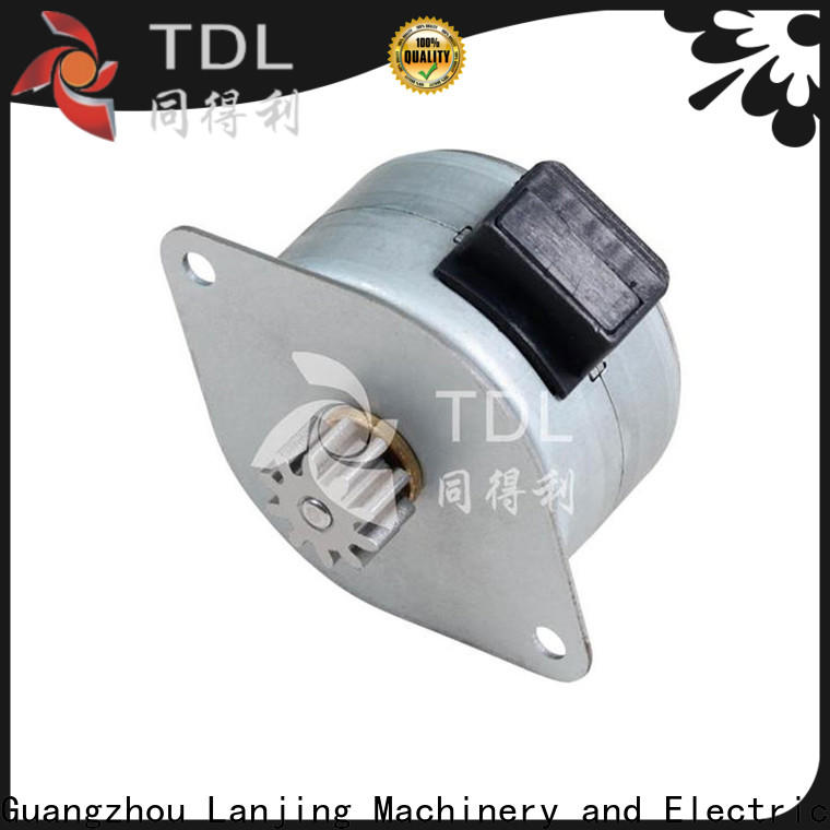 TDL low power stepper motor directly sale for medical equipment